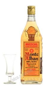 Мескаль Monte Alban Текила Монте Альбан