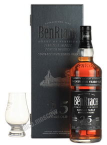 Benriach 25 years виски Бенриах 25 лет