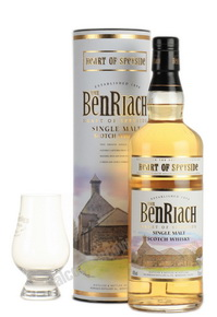 Benriach Heart of Speyside виски Бенриах Харт оф Спейсайд