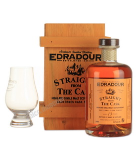 Edradour 13 years Sauternes Cask Finish 1999 виски Эдраду 13 лет Сотерн Кэск Финиш 1999