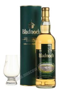 Bladnoch 11 YO 0,7l Виски Блэндок 11 лет 0,7л в тубе