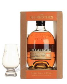 Glenrothes Speyside 1998 виски Гленротс Спейсайд 1998 года