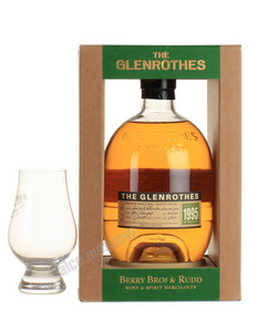 Glenrothes 1995 виски Гленрос 1995