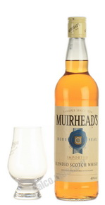 Muirheads 700 ml виски Мюрхедс 0.7 л