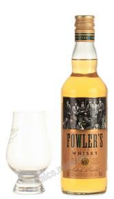 Fowler`s 0,5l Виски Фоулерс 0,5л