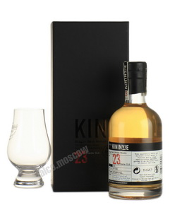 William Grant & Sons Kininvie 23 years Виски Уильям Грант энд Санз Кининви 23 года  0,35 л в п/у