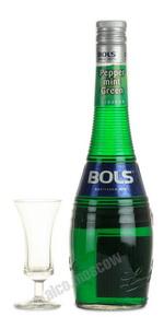 Bols Pepper Mint Green Ликер Болс Зеленая Мята