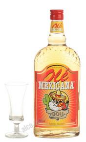 Ole Mexicana Gold Текила Оле Мексикана Голд