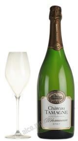 Chateau Tamagne российское шампанское Шато Тамань 1.5 л