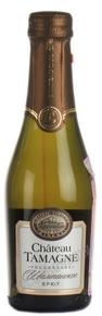 Шампанское Chateau Tamagne российское шампанское Шато Тамань 0.2 л