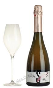 Chateau Tamagne Select Rose российское шампанское Шато Тамань Селект Розе