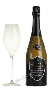 Chateau Tamagne Reserve российское шампанское Шато Тамань Резерв брют