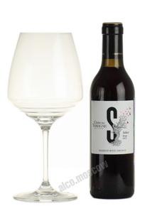 Chateau Tamagne Select Rouge российское вино Шато Тамань Селект Руж 0.375 л