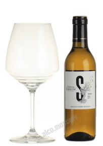 Chateau Tamagne Select Blanc российское вино Шато Тамань Селект Блан 0.375 л