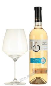 Chateau Tamagne Duo российское вино Шато Тамань Дуо полусладкое белое
