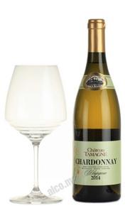 Chateau Tamagne Chardonnay российское вино Шато Тамань Шардоне