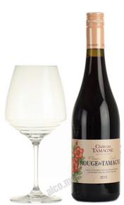 Chateau Tamagne Red Tamagne российское вино Шато Тамань Красное Тамани