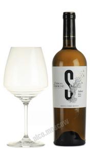Chateau Tamagne Select Blanc российское вино Шато Тамань Селект Блан