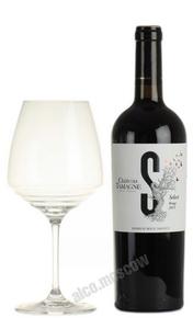 Chateau Tamagne Select Rouge российское вино Шато Тамань Селект Руж