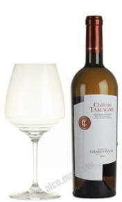 Chateau Tamagne Chardonnay de Tamani российское вино Шато Тамань Шардоне Тамани