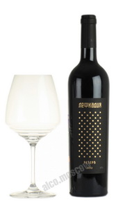 Lefkadiya Reserve 2012 российское вино Лефкадия Резерв 2012