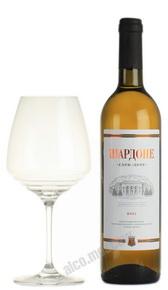 Российское вино Саук-Дере Шардоне 2011