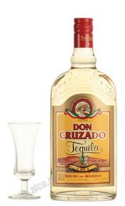 Don Cruzado Gold Текила Дон Крусадо Голд