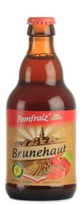 Brunehaut Pomfraiz пиво Брюнехаут Помфриз светлое 0.33 л.