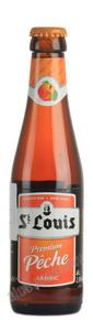 St. Louis Peche пиво Святой Луи Персиковое светлое