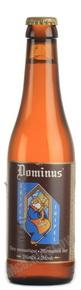 Dominus Triple Blonde пиво Доминус Трипл Блонд светлое 0.33 л.