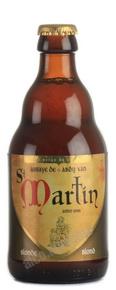 Abbaye de St Martin Blonde пиво Абей де Сен Мартен Блонд светлое 0.33 л.