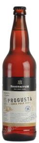 Braufactum Progusta пиво Брауфактум Прогуста светлое нефильтрованное 0.65 л.