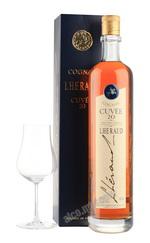 Lheraud Cognac Cuvee 20 коньяк Леро Коньяк Кюве 20