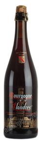 Bourgogne des Flandres Brune пиво Бургунь де Фландер Брюн 0.75 л.