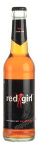 Red Girl пиво Рэд Герл Имбирное нефильтрованное