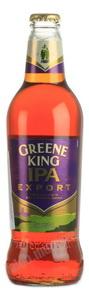 Greene King IPA Export пиво Грин Кинг ИПА Экспорт темное фильтрованное пастеризованное