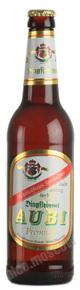 Dingslebener Aubi Premium пиво Дингслебенер Ауби Премиум светлое безалкогольное