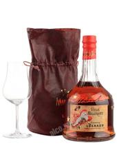 Lheraud Cognac Vieux Millenaire wooden box коньяк Леро Коньяк Вье Миленар в деревянной коробке