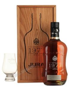 Jura 1977 years виски Джура 1977 года в д/у