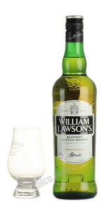 William Lawsons 700 ml виски Вильям Лоусонс 0.7 л