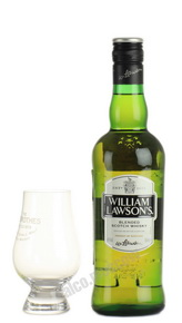 William Lawsons 500 ml виски Вильям Лоусонс 0.5 л