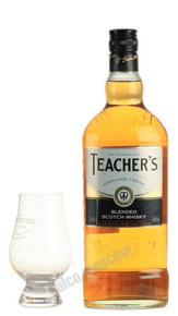 Teachers Highland Cream виски Тичерс Хайленд Крем