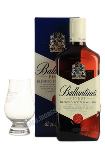Ballantines Finest 700 ml виски Баллантайнс Файнест 0.7 л без упаковки
