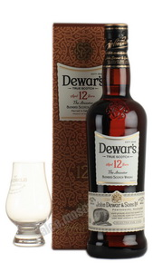 Dewars Special Reserve 12 years old 1l виски Дьюарс Спешиал Резерв 12 лет п/у 1л