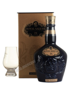 Chivas Regal The Sapphire Flagon Royal Salute виски Чивас Ригал де Сапфир Флэгон Роял Сэлют