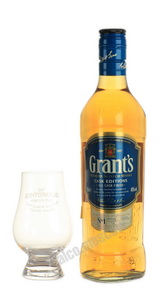 Grants Ale Cask Finish виски Грантс Эйл Каск Финиш