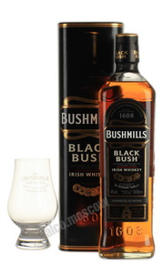 Bushmills Black Bush Old виски Бушмиллс Блэк Буш Олд