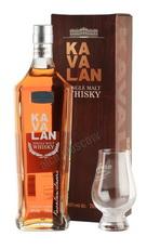 Kavalan single malt 0.7 l Виски Калван односолодовый 0.7 л