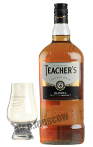 Teachers Highland Cream 1 l виски Тичерс Хайленд Крем 1 л