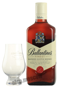 Ballantines Finest 500 ml виски Баллантайнс Файнест 0.5 л